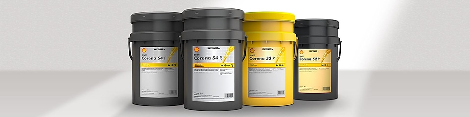 Shell Corena - Compressor oils