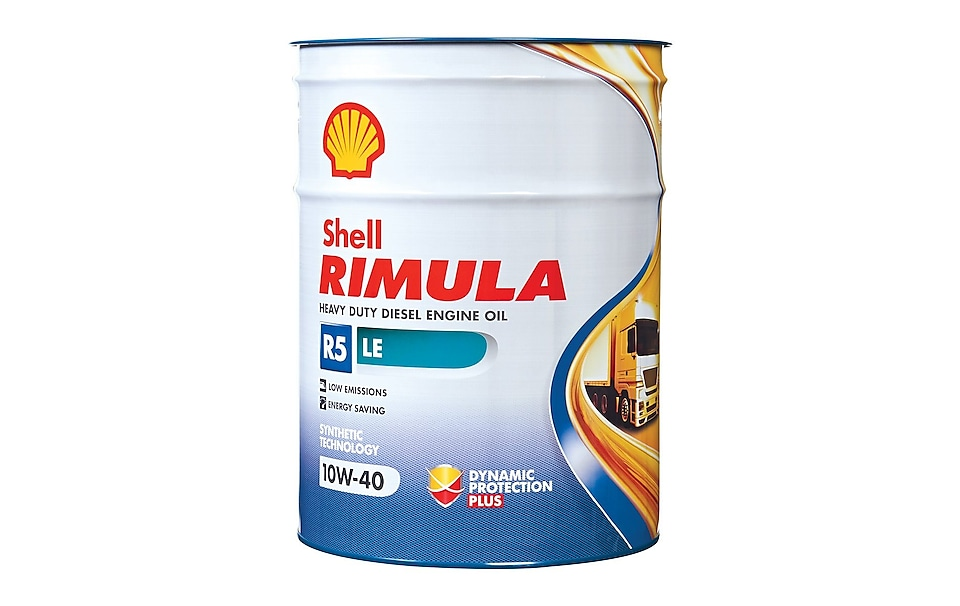 Shell Rimula R5 LE pack shot