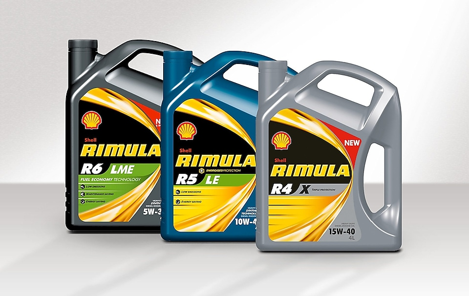 Rimula Truck Heavy-Duty packshots
