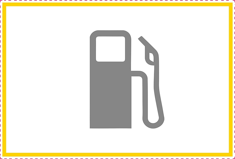 illustration fuel icon